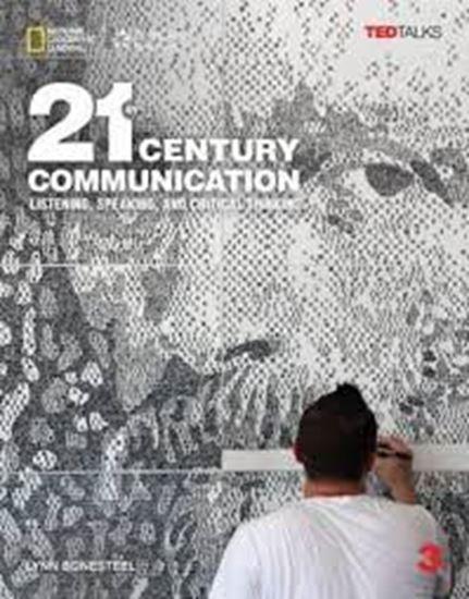 Εικόνα από 21ST CENTURY COMMUNICATION 3 SB LISTENING, SPEAKING AND CRITICAL THINKING