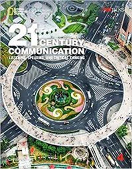 Εικόνα από 21ST CENTURY COMMUNICATION 4 LISTENING, SPEAKING AND CRITICAL THINKING SB