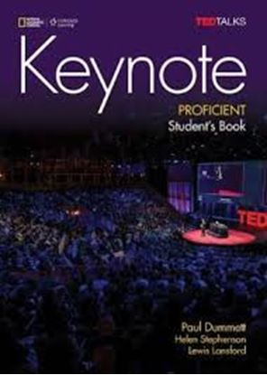 Εικόνα της KEYNOTE PROFICIENT SB (+ DVD)