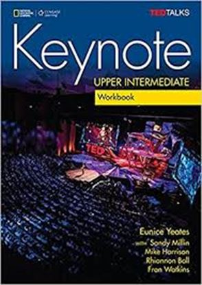 Εικόνα της KEYNOTE UPPER-INTERMEDIATE WB (+ AUDIO CD)