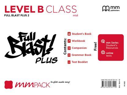Εικόνα της MM PACK MIDI B CLASS FULL BLAST PLUS