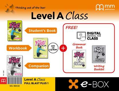 Εικόνα της E-BOX A CLASS FULL BLAST PLUS