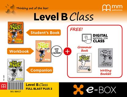 Εικόνα της E-BOX B CLASS FULL BLAST PLUS