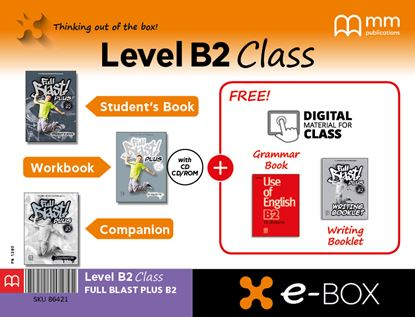 Εικόνα της E-BOX B2 EXAMS FULL BLAST PLUS
