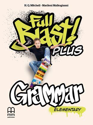 Εικόνα της FULL BLAST PLUS ELEMENTARY GRAMMAR BOOK (BRITISH)