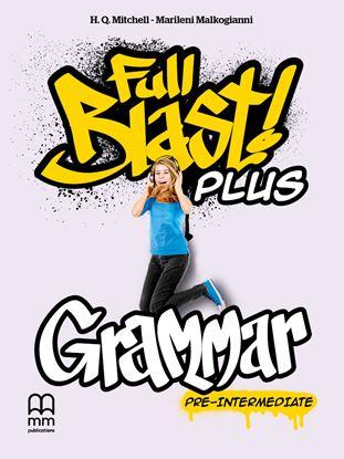 Εικόνα της FULL BLAST PLUS PRE-INTERMEDIATE GRAMMAR BOOK (BRITISH)