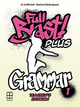 Εικόνα της FULL BLAST PLUS 1 Grammar Book (Teacher's edition)
