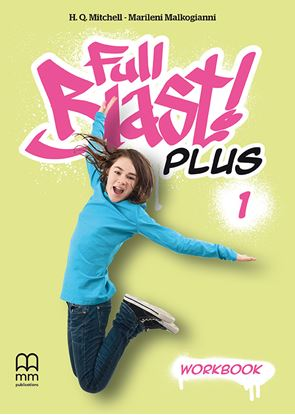 Εικόνα της FULL BLAST PLUS 1 W.B. (GREEK - INC.CD)