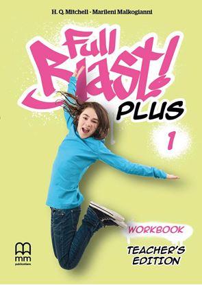 Εικόνα της FULL BLAST PLUS 1 Workbook (Teacher's edition)