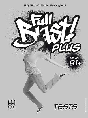 Εικόνα της FULL BLAST PLUS B1+ TEST BOOKLET