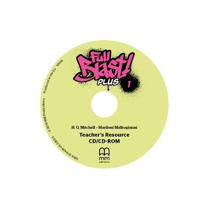 Εικόνα της T.R.P. CD-ROM FULL BLAST PLUS 1 (BRITISH)