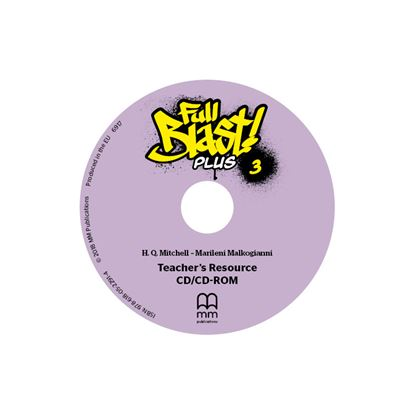 Εικόνα της T.R.P. CD-ROM FULL BLAST PLUS 3 (BRITISH)