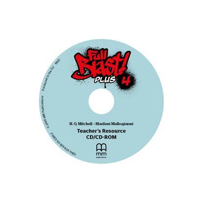 Εικόνα της T.R.P. CD-ROM FULL BLAST PLUS 4 (BRITISH)