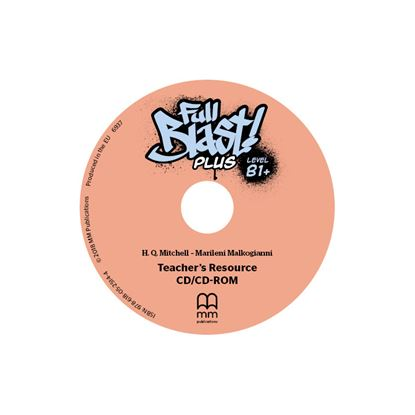 Εικόνα της T.R.P. CD-ROM FULL BLAST PLUS Β1+ (BRITISH)