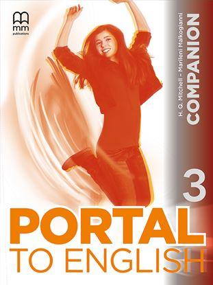 Εικόνα της PORTAL TO ENGLISH 3 (BRIT.) COMPANION