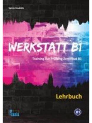 Εικόνα της WERKSTATT B1 KURSBUCH
