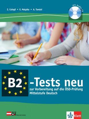Εικόνα της B2-Tests NEU, Vorbereitungskurs auf die OSD-Prufung, Testbuch +