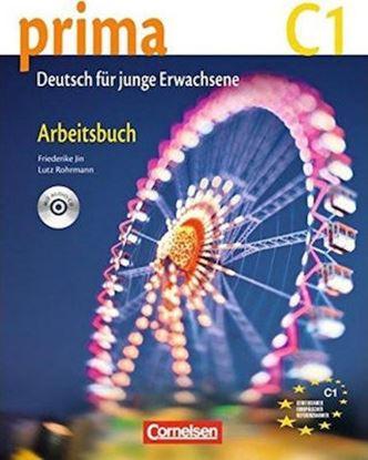 Εικόνα της PRIMA C1 ARBEITSBUCH (+ CD) BAND 7