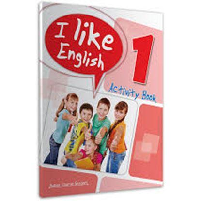 Εικόνα της I LIKE ENGLISH 1 ACTIVITY BOOK