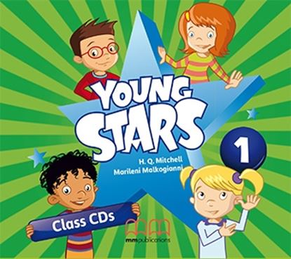 Εικόνα της YOUNG STARS 1 CLASS CDS