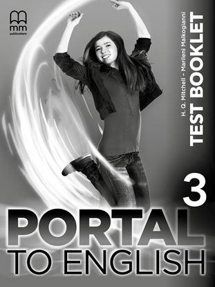 Εικόνα της PORTAL TO ENGLISH 3 (BRIT.) TEST BOOKLET