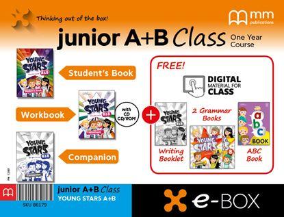 Εικόνα της E-BOX Ja&Jb CLASS YOUNG STARS A & Β