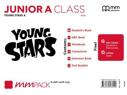 Εικόνα της MM Pack Mini Junior a Class Young Stars