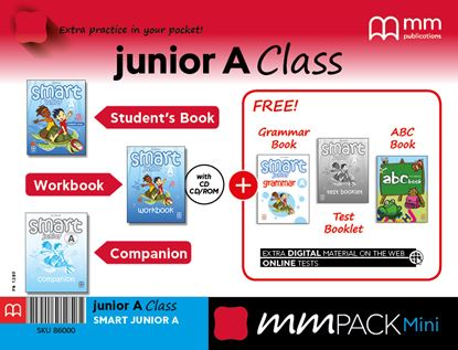 Εικόνα της MM PACK MINI Ja CLASS SMART JUNIOR