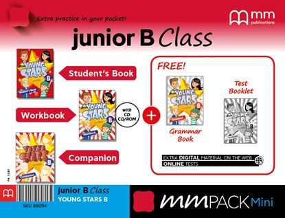 Εικόνα της MM PACK MINI Jb CLASS YOUNG STARS