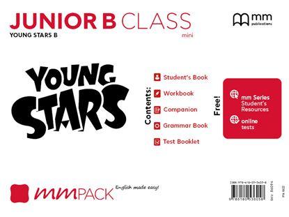Εικόνα της MM Pack Mini Junio b Class Young Stars