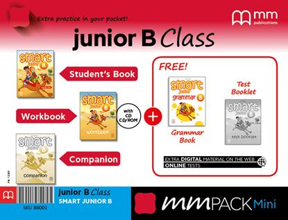 Εικόνα της MM PACK MINI Jb CLASS SMART JUNIOR