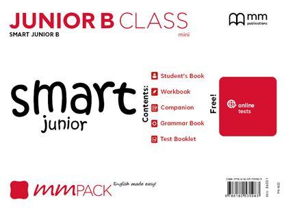 Εικόνα της MM Pack Mini Junior b Class Smart Junior