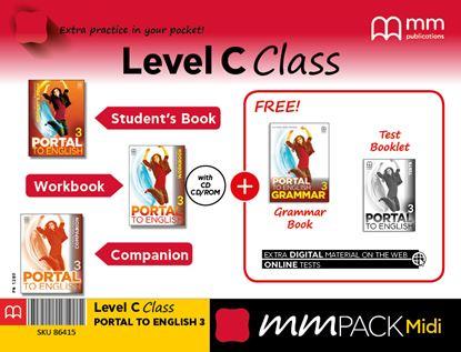 Εικόνα της MM PACK MIDI C CLASS PORTAL