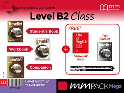 Εικόνα της MM Pack Mega B2 Class Traveller