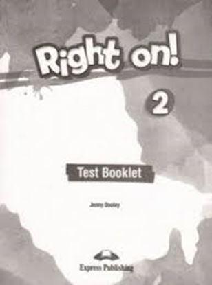 Εικόνα της RIGHT ON!2 TEST BOOKLET