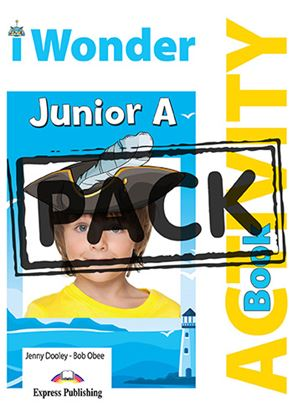 Εικόνα της IWONDER JUNIOR Α ACTIVITY BOOK