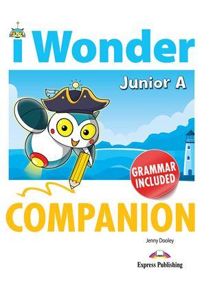 Εικόνα της IWONDER JUNIOR A COMPANION&GRAMMAR