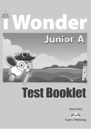 Εικόνα της IWONDER JUNIOR A TEST BOOKLET