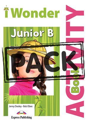 Εικόνα της IWONDER JUNIOR B ACTIVITY BOOK