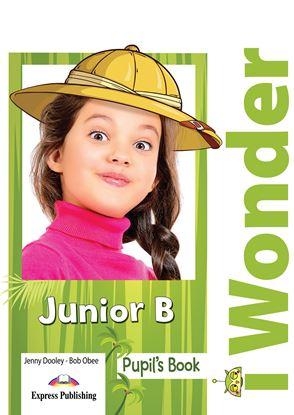 Εικόνα της IWONDER JUNIOR B PUPIL S BOOK