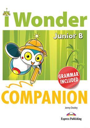Εικόνα της IWONDER JUNIOR B COMPANION&GRAMMAR