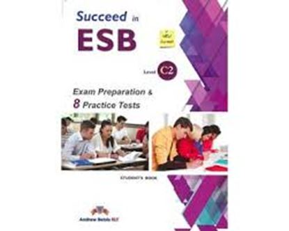 Εικόνα της SUCCEED IN ESB C2 PRACTICE TESTS