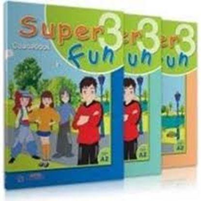 Εικόνα της SUPER FUN 3 A2 ΒΑΣΙΚΟ ΠΑΚΕΤΟ ΜΕ i-book