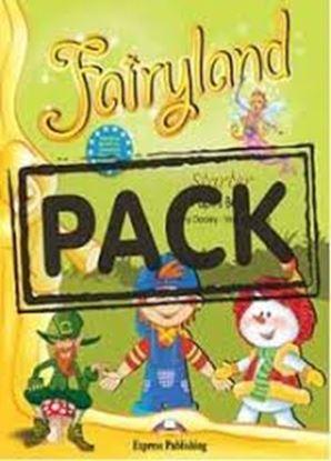 Εικόνα της FAIRYLAND STARTER POWER PACK (S'S,CD,DVD,ieBOOK,ACTIVITY)
