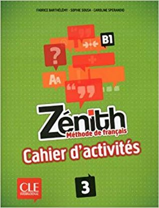 Εικόνα της ZENITH 3 B1 CAHIER