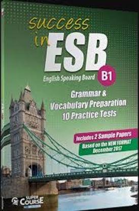 Εικόνα της SUCCESS IN ESB B1 GRAMMAR & VOCABULARY 10PR.TESTS