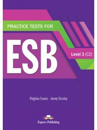 Εικόνα της PRACTICE TESTS 3 ESB C2 SB (+ DIGIBOOKS APP) 2017
