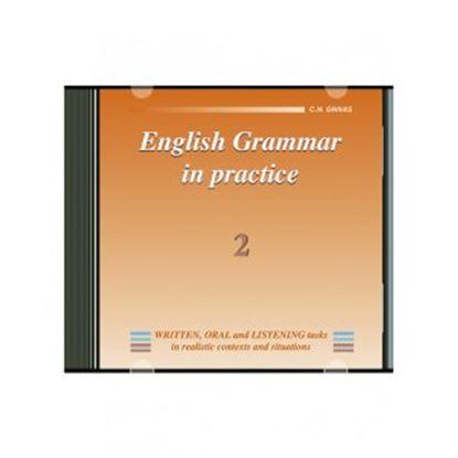 Εικόνα της ENGLISH IN GRAMMAR 2 CD