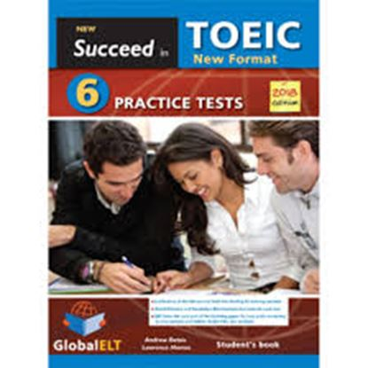 Εικόνα της NEW SUCCEED IN TOEIC 6 PRACTISE TESTS SB EDITION2018