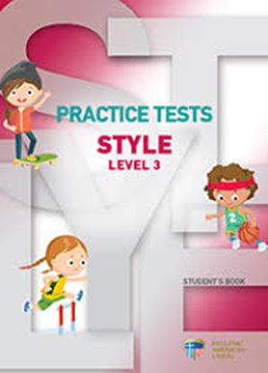 Εικόνα της PRACTICE TESTS FOR STYLE LEVEL 3 SB